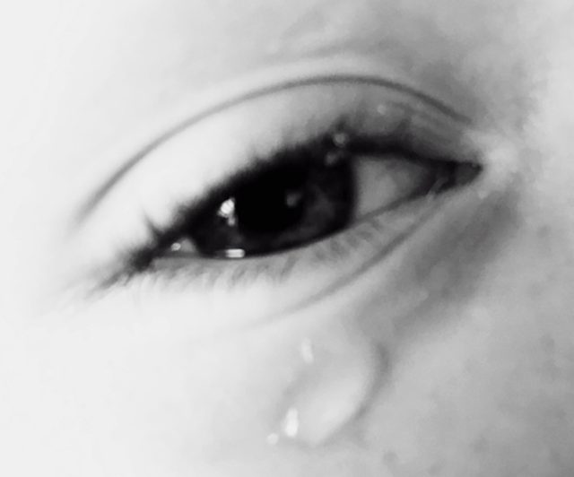 Where do tears come from and w...